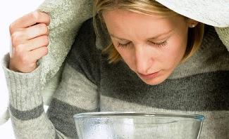 raffreddore inalazioni suffimigi